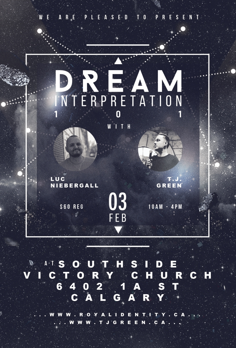 Dream Interpretation Poster 2017 Full Info
